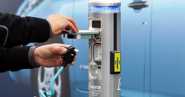London moves toward zero-emission taxi fleets